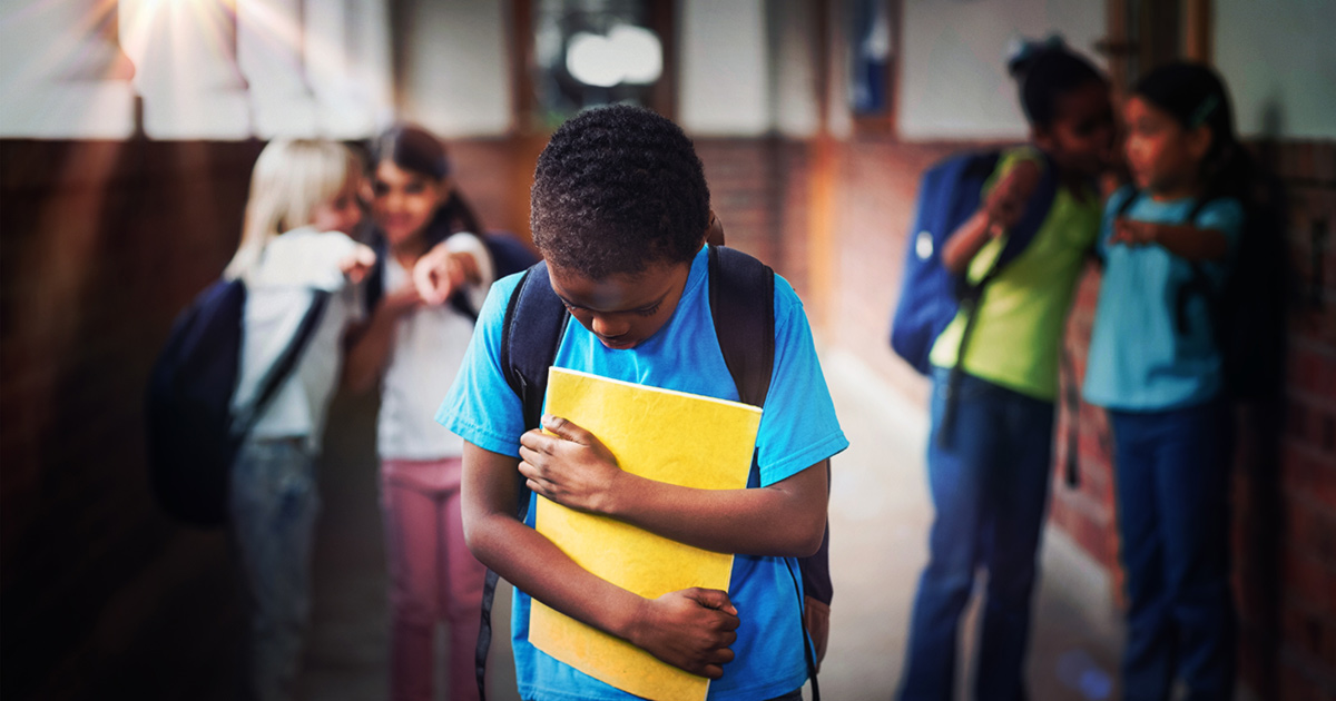 Bullying at School – Why you should be concerned